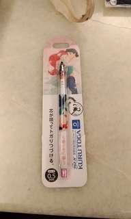 🚚 日本美人魚公主自動筆