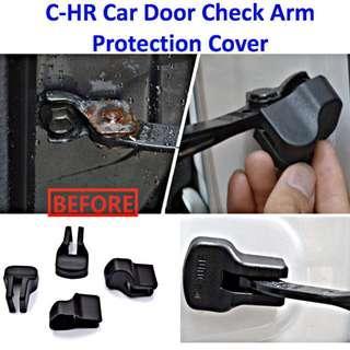 Toyota C-HR CHR Car Door Arm Waterproof Protective Cover Plastic Cap Rust Proof Water Proof Safety