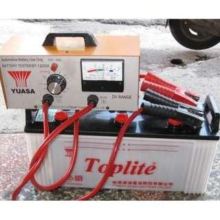 (二手中古電池) TOPLITE 115F51 N120 貨車電池.卡車電池.發電機電池 數值漂亮,品項優