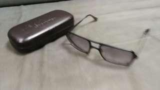 Lv Louis Vuitton 太陽眼鏡有眼鏡盒 九成新