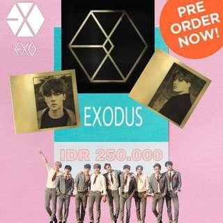 Album Kpop - EXO - EXODUS