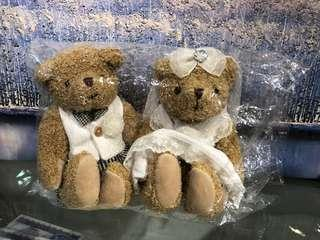 Teddy Bears (Married pair)