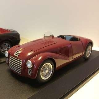 1/18 Hot Wheels Elite Ferrari 125S
