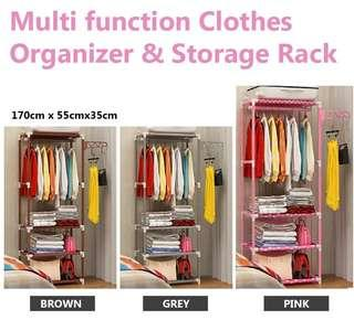 Multifunctional Wardrobe