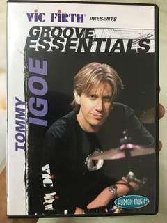 Groove Essentials - Tommy Igoe