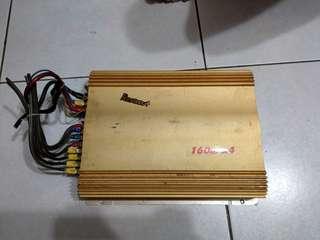 汽車音響擴大器 二手 可試電