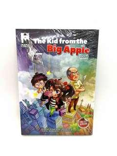 The Kid from The Big Apple - Comic Adaption