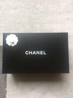 Chanel Shoes Box