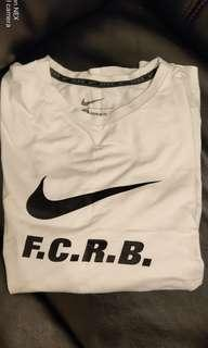 Nike x FCRB TEE
