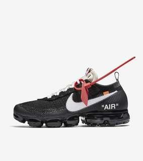 Nike Off White Vapormax OG