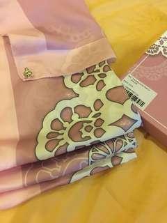 Duck Pink Doily ORIGINAL