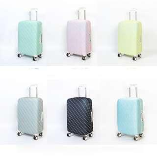 ( SMALL )  TWILL LUGGAGE COVER SUITCASE COVER