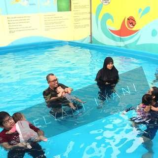 Private Swimming Baby Class
