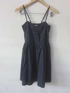 Cotton On Black Dress Small