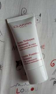NEW Clarins Gentle Foaming Cleanser (Normal to Combination Skin)