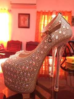 Pageant heels REPRICED!!!