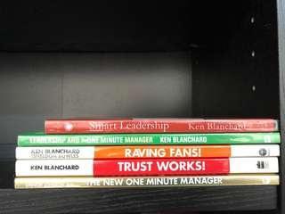 Ken Blanchard books
