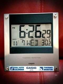 Casio Digital Table / Wall Clock.