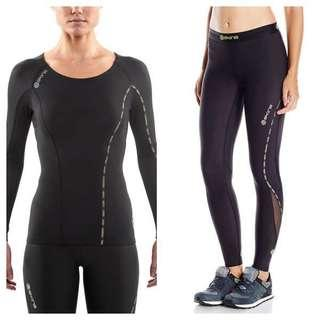Skins Female DNAmic Gradient Compression Tights