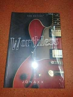 Jonaxx book- Worthless