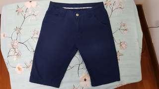 Fashion Blue Pants