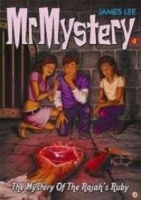 Free giveaway - Mr Mystery: Mystery of the Rajah's Ruby