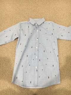 Korean fashion shirt