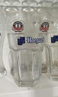 50cl (500ml) hoegaarden glass