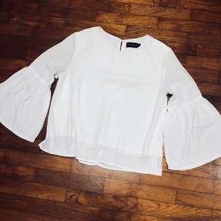 TCL BELL SLEEVE TOP
