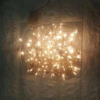 Fairy Lights & Vase | Night Romantic Tamble Lamp