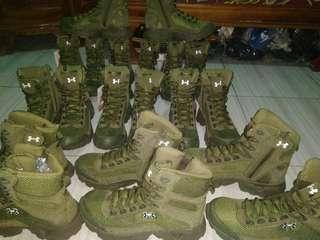 Sepatu Outdoor Underamour