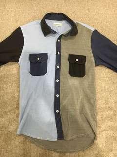 3/4 sleeves shirt