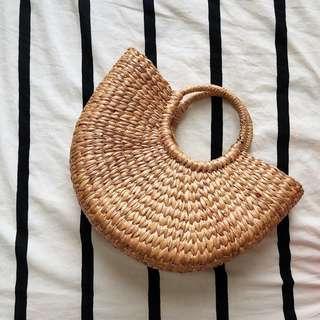 Bali Rattan Handbag
