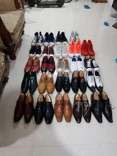Lot of Shoes for Sale