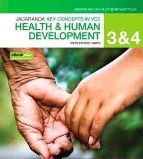 Jacaranda Health and Human Development 3 & 4