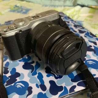 Fujifilm X-A2 + XF18-55mm F2.8-4 R LM OIS