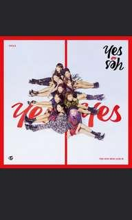 TWICE Unsealed Yes or Yes Album