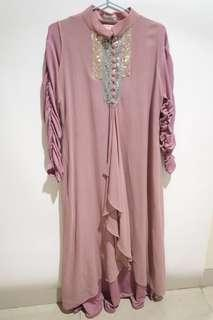Dress / gamis size all size merk bellabaric