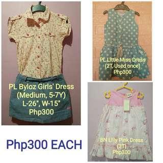 PL & BN Branded Dresses