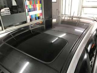 Honda stream roof 6D Carbon fiber wrap!