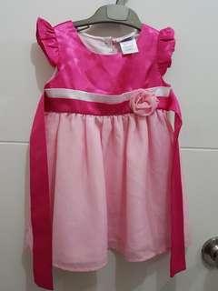 Pink Dress - 2T