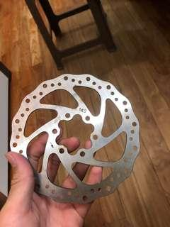 140mm disc for disc brakes rotor