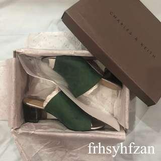[PRELOVED] CHARLES AND KEITH WOMEN SHOES 💯 AUTHENTIC
