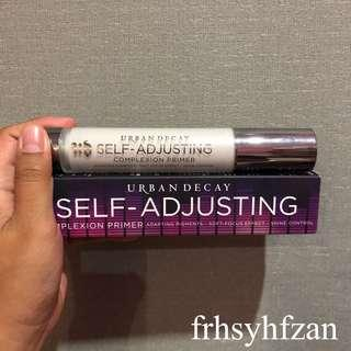 [PRELOVED] URBAN DECAY SELF-ADJUSTING COMPLEXION PRIMER 💯 AUTHENTIC