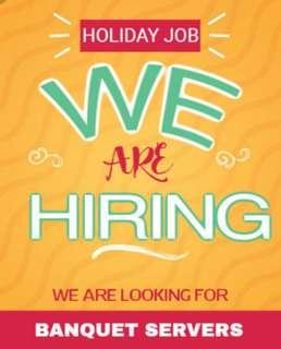 HEY WE WANT HIRE YOU!