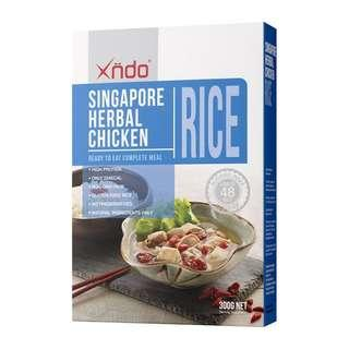 Xndo Ready to Eat Complete Meal