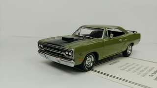 1:43 Plymouth Road Runner 1970