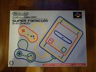 Nintendo Super Famicon