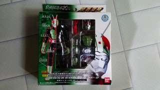超合金Masked Rider 2