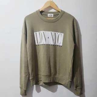 Pull & Bear statement sweater